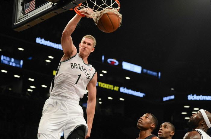 Mason Plumlee, Brooklyn Nets