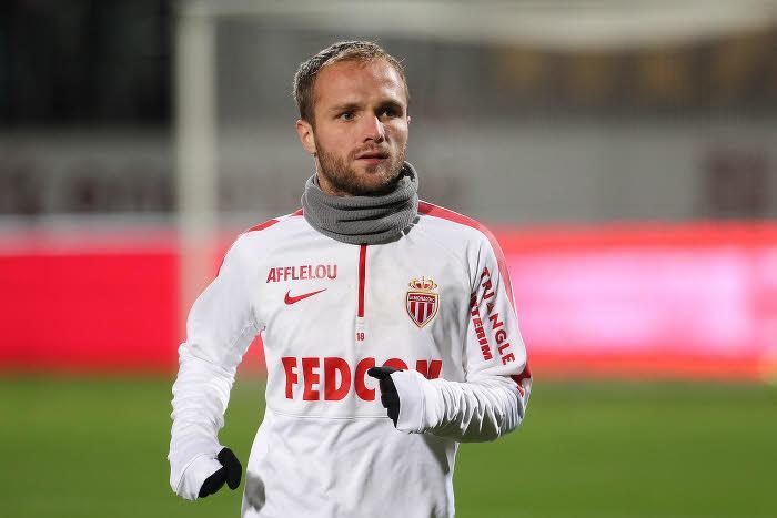Valère Germain, AS Monaco