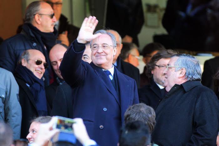 Cette confidence lâchée en privé par Florentino Pérez sur Messi et le Barça