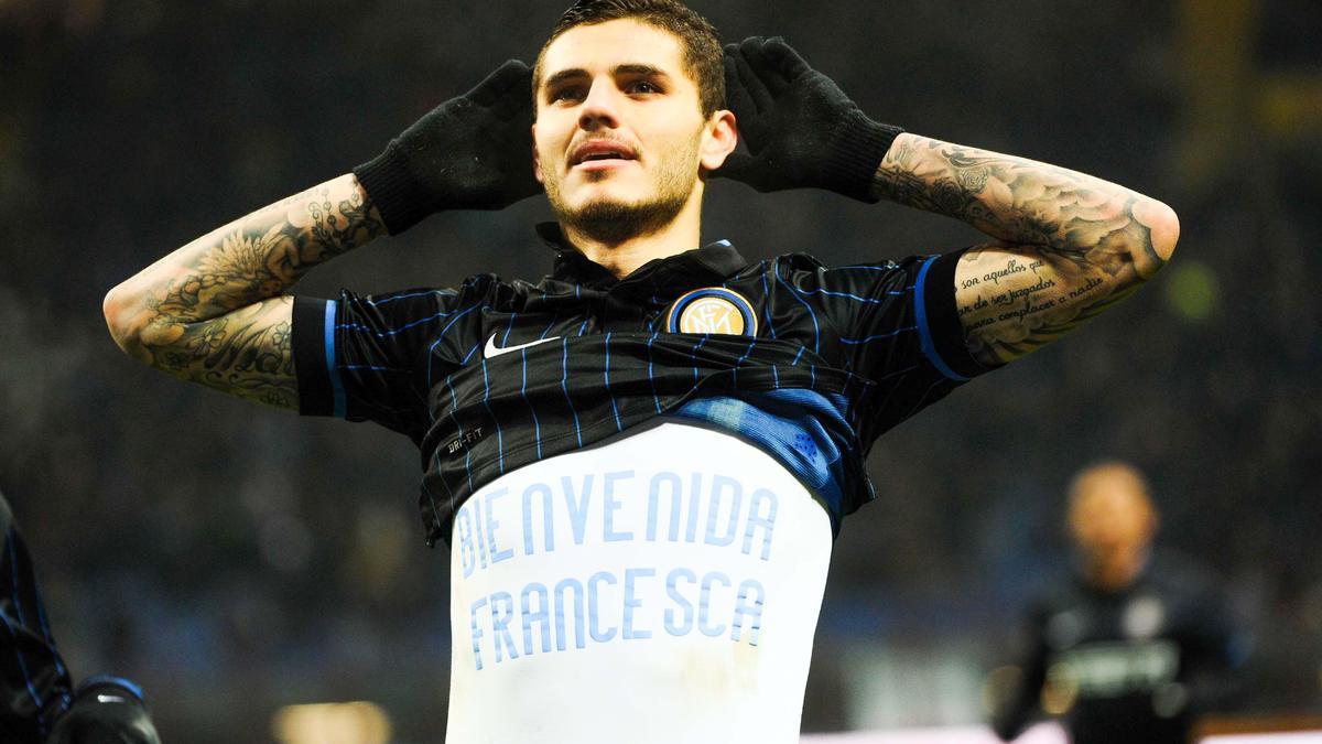 Mauro Icardi, Inter