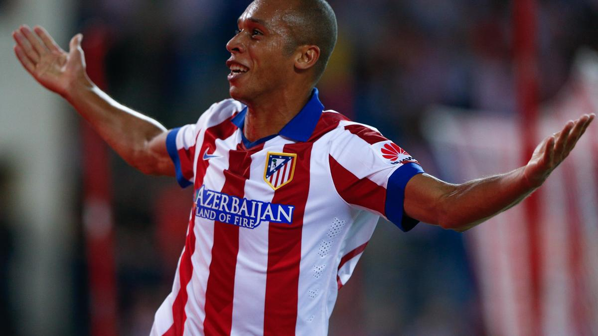 Joao Miranda, Atlético Madrid