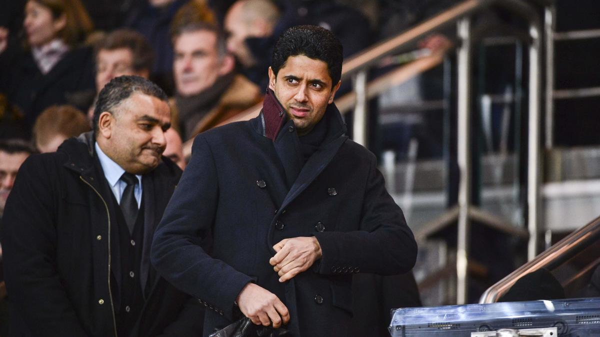 Nasser Al-Khelaifi, PSG