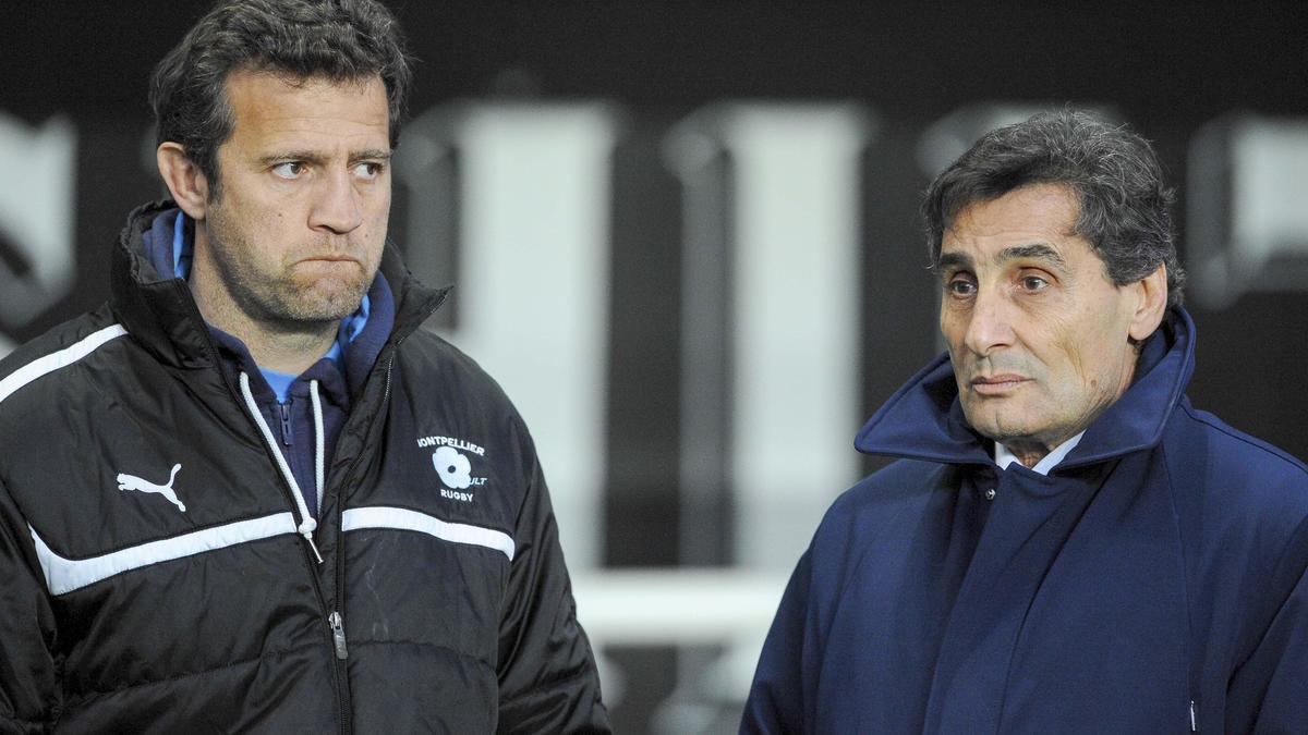 Fabien Galthié & Mohed Altrad