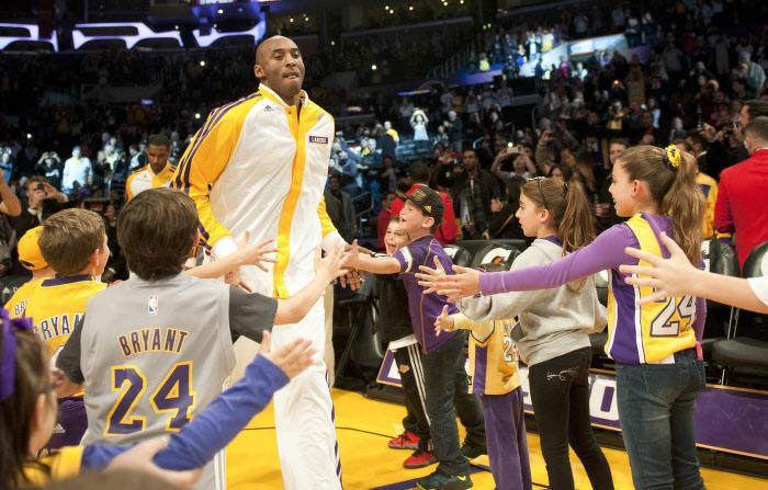 Kobe Bryant, en 2013