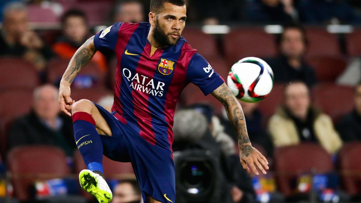 Mercato - PSG : Ce cadre du Barça qui envoie un message fort pour Daniel Alves !