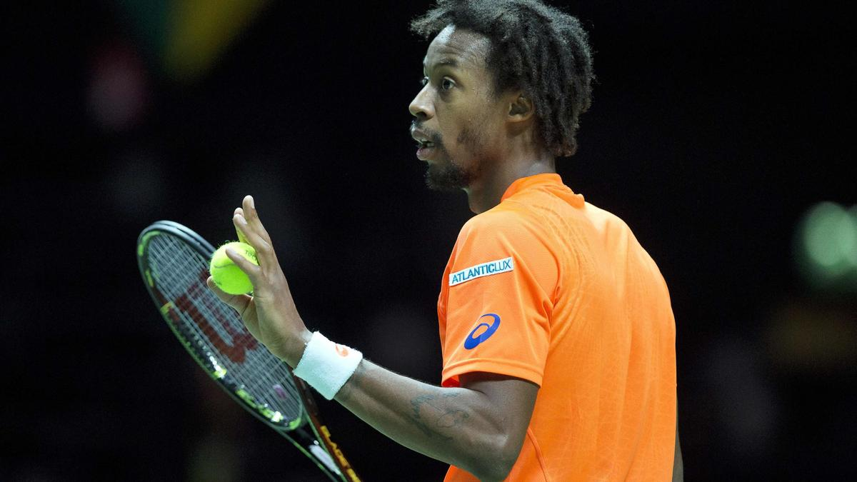 Tennis - Coupe Davis : �Monfils ? L'�quipe de France, ce n'est pas l'auberge espagnole�