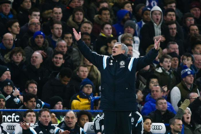 Le nouveau coup de gueule de Mourinho