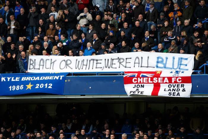 Racisme, métro, Quand les supporters de West Ham se moquent de ceux de Chelsea