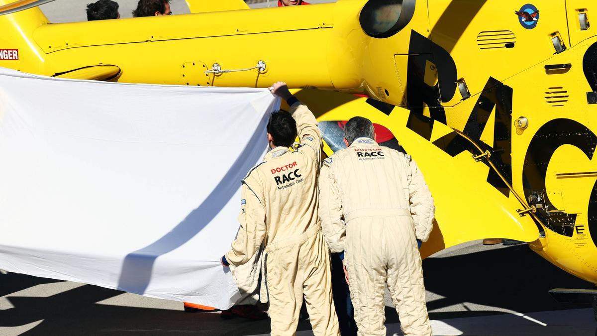 Formule 1 : Rafael Nadal apporte son soutien � Fernando Alonso apr�s son crash !