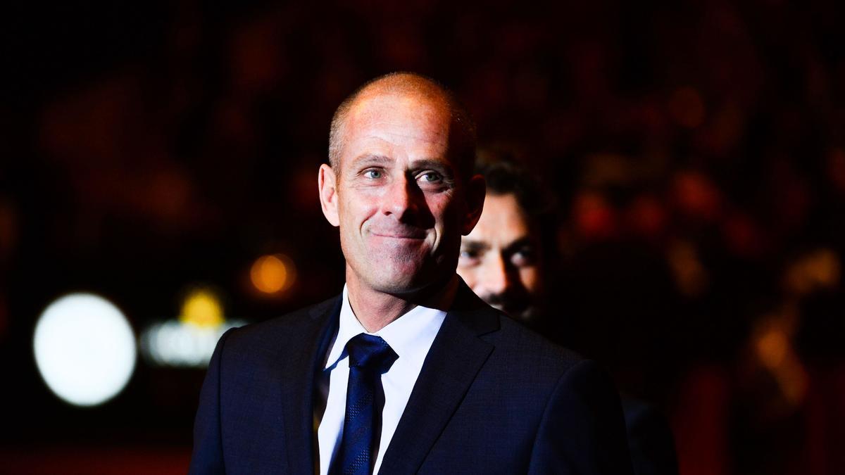 Tennis : Quand Guy Forget �voque un clash avec Am�lie Mauresmo !