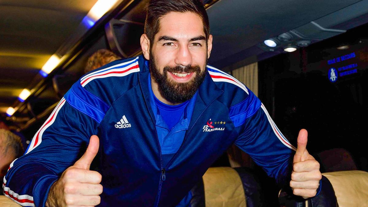 Nikola Karabatic, Handball
