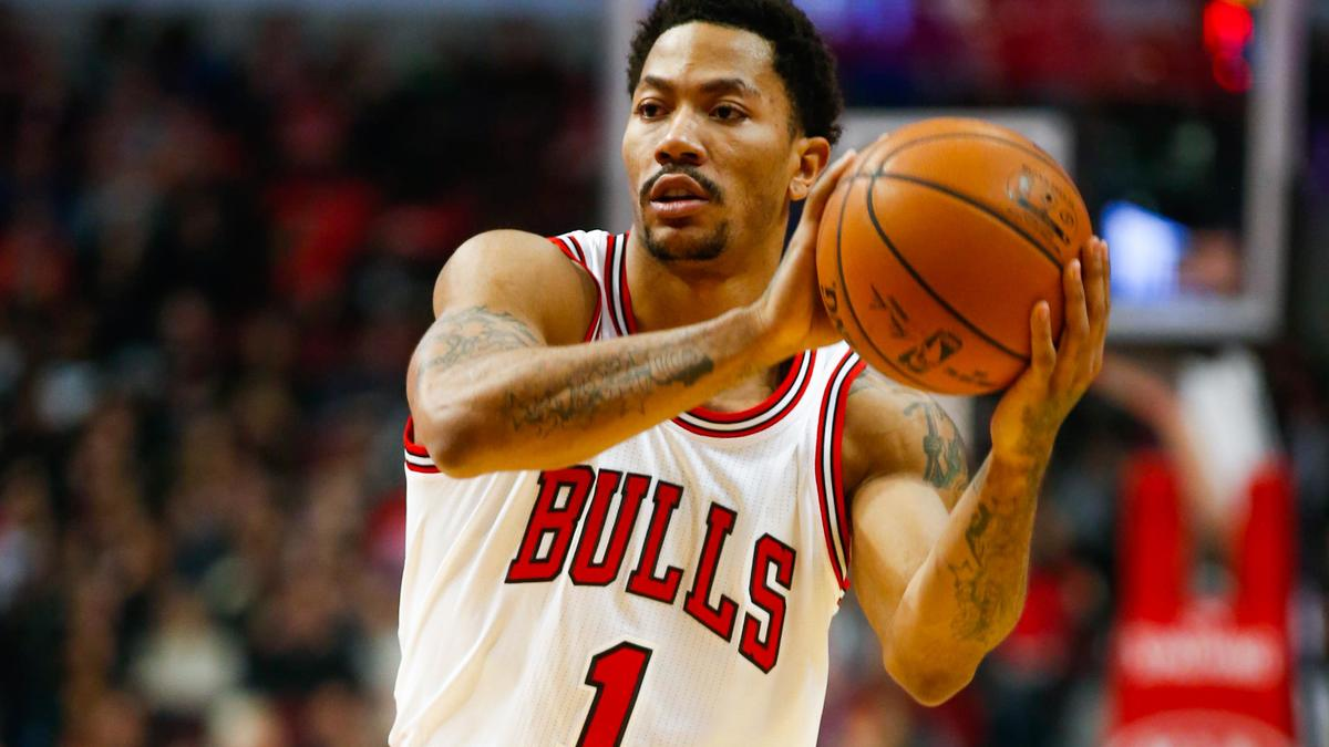 Derrick Rose, Chicago Bulls
