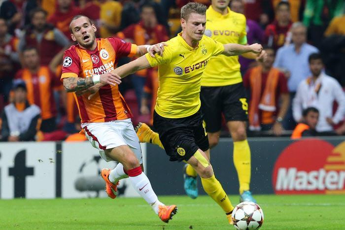 Lukasz Piszczek, Borussia Dortmund
