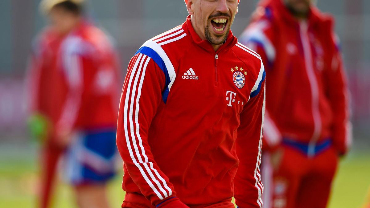 Franck Ribery, Bayern Munich