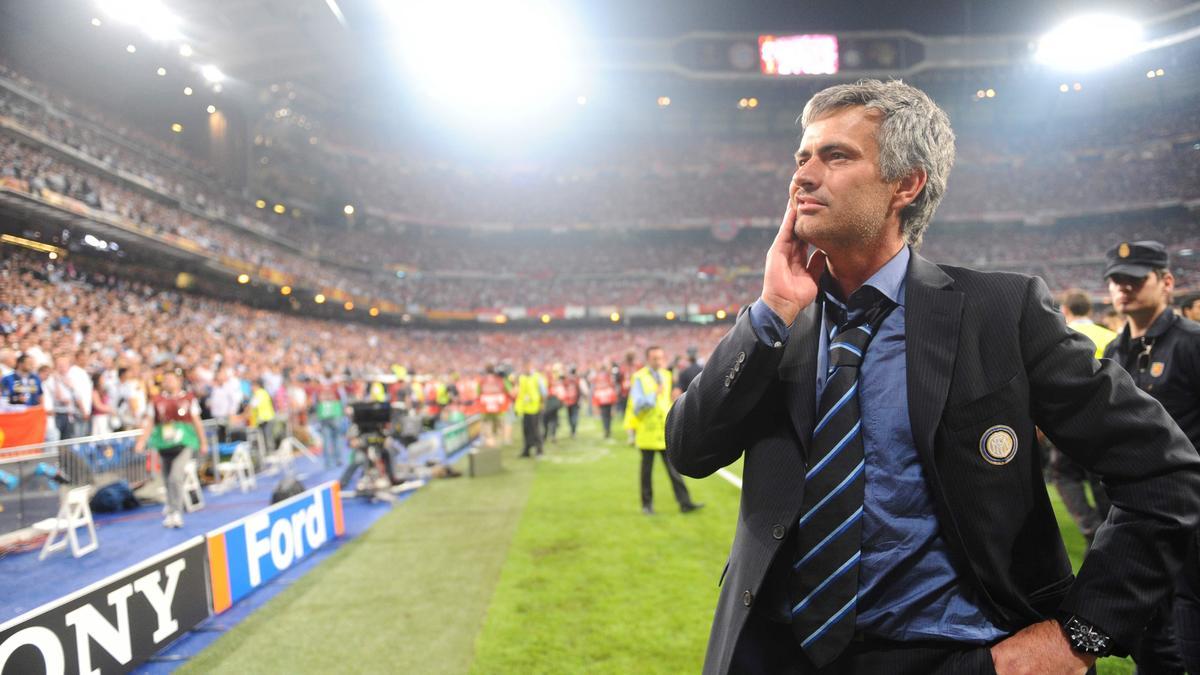 José Mourinho, Inter
