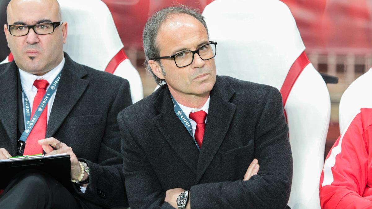 Luis Campos, AS Monaco