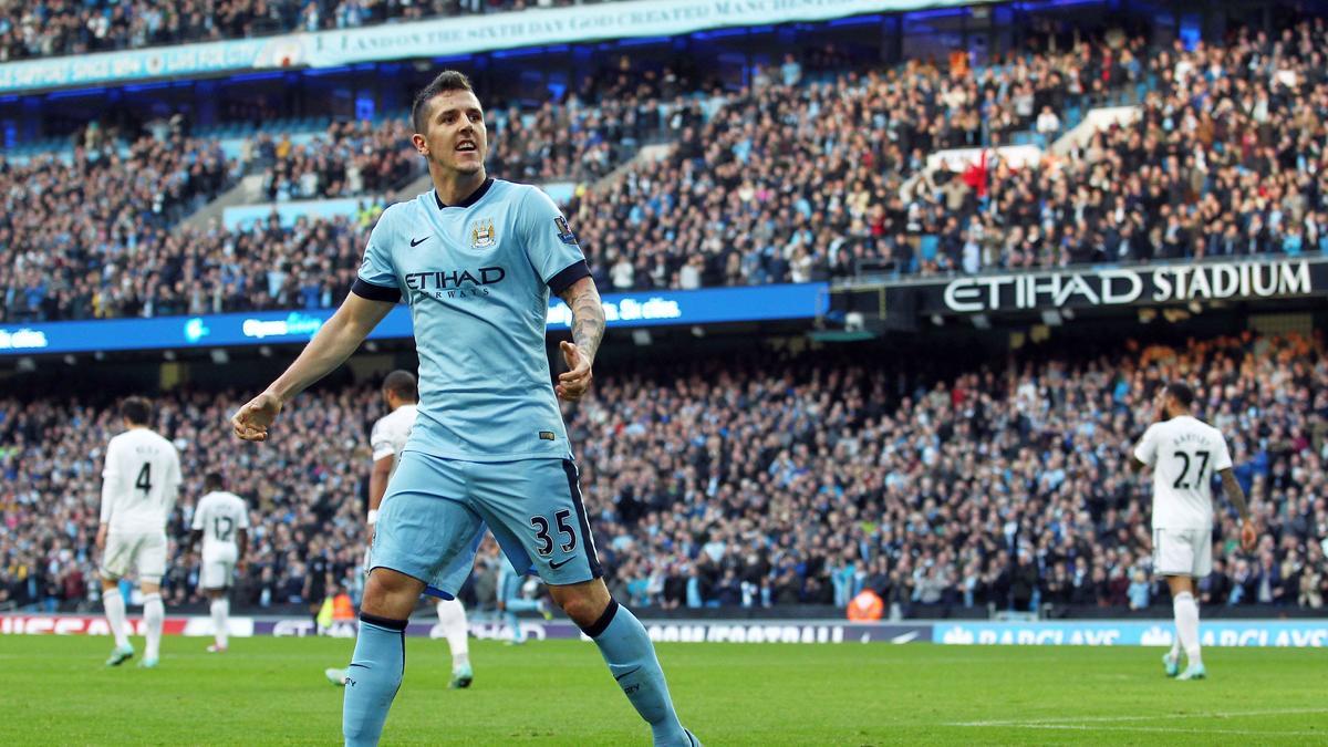 Stevan Jovetic, Manchester City