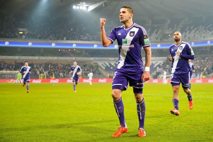 Aleksandar Mitrovic, Anderlecht