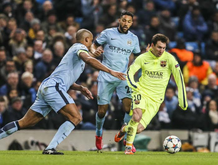 Barcelone - Manchester City