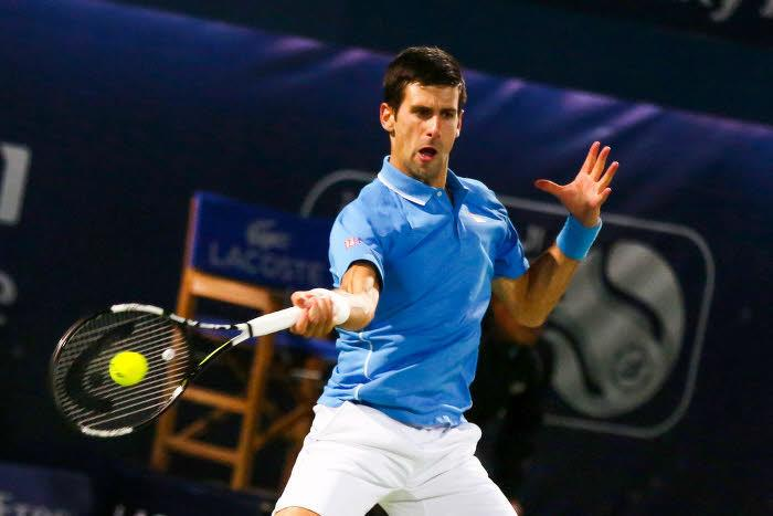 Novak Djokovic, tennis