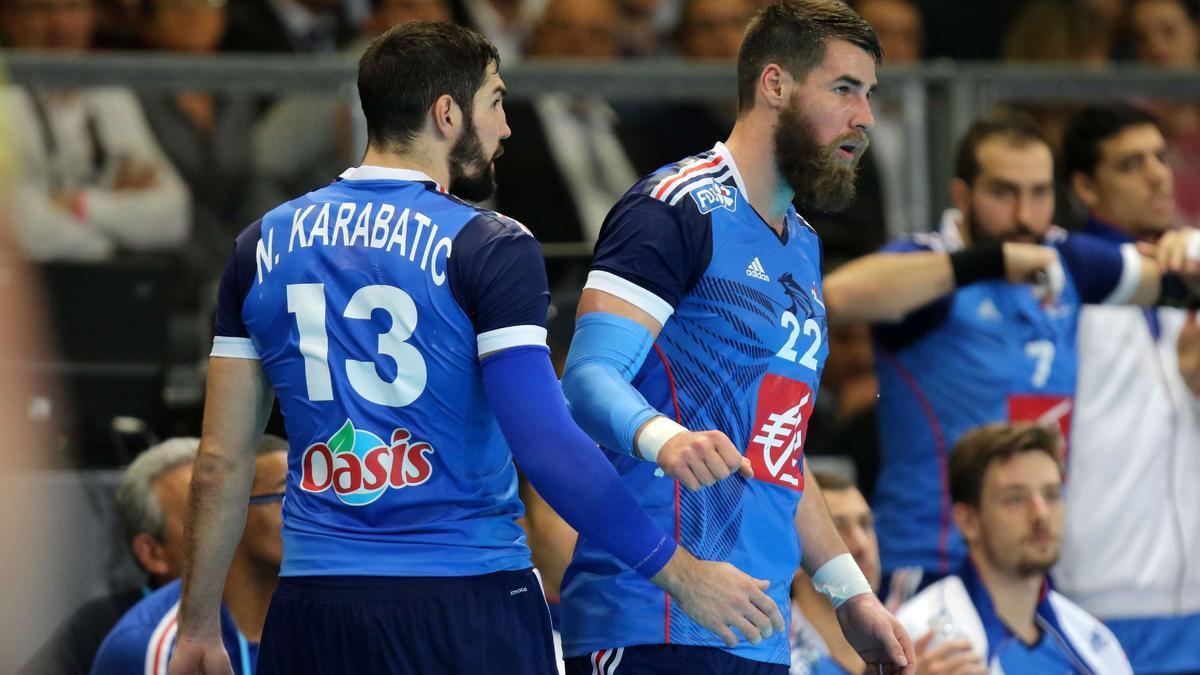 Luka & Nikola Karabatic