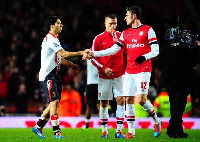 Quand l'agent de Luis Suarez revient sur le transfert avorté à Arsenal