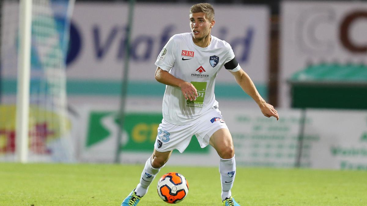 Maxime Lemarchand, Le Havre