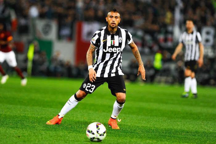 Arturo Vidal, Juventus Turin