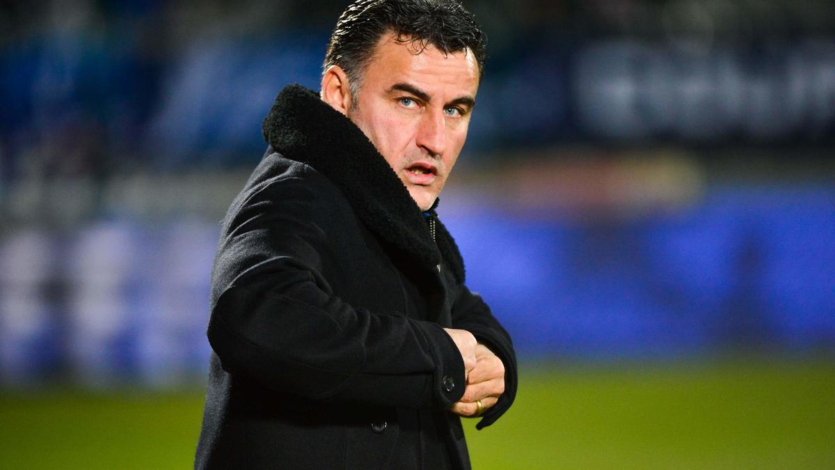 Christophe Galtier, ASSE