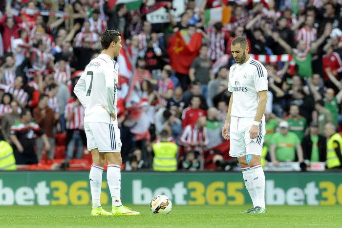 Cristiano Ronaldo et Karim Benzema, Real Madrid