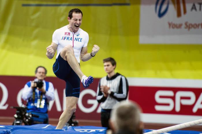 Renaud Lavillenie, Athlétisme