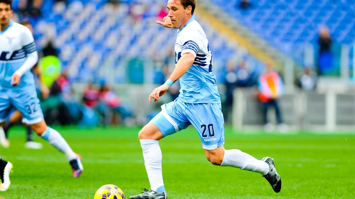 Lucas Biglia, Lazio Rome