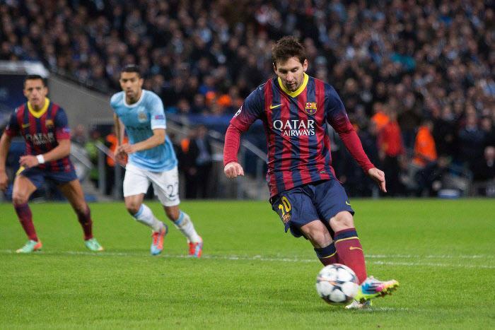 Luis Enrique envoie un message très clair après le nouveau pénalty raté de Messi