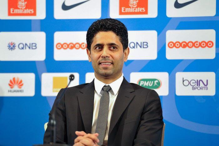 Nasser Al Khelaifi, PSG
