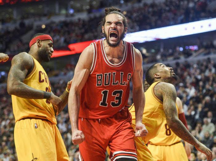 Joakim Noah, Chicago Bulls