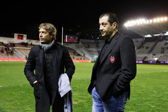 Diego Dominguez, Mourad Boudjellal, RCT