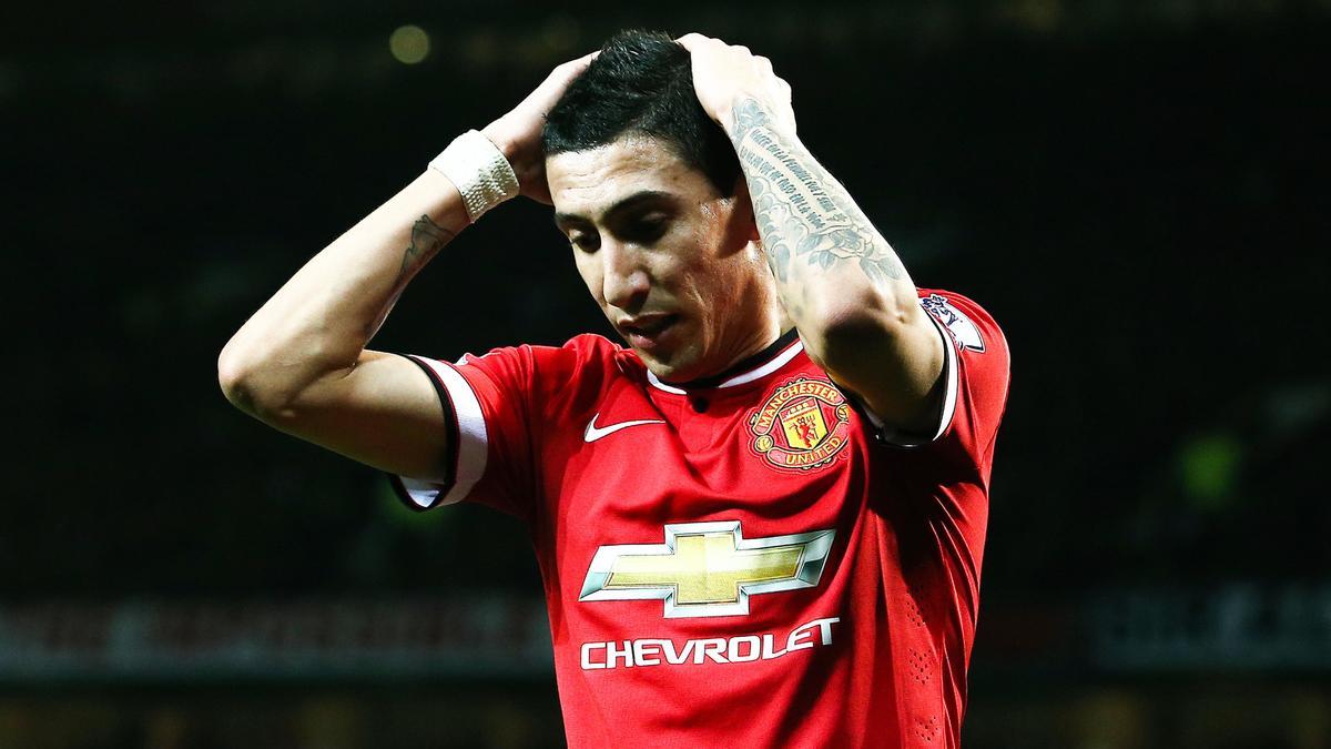 Manchester United aurait réclamé Lucas Moura pour lâcher Angel Di Maria