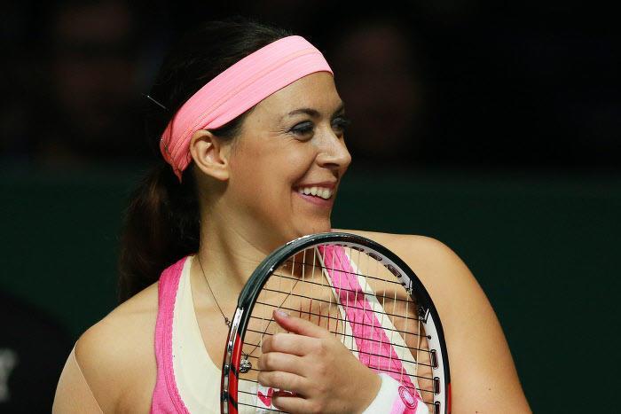 Tennis : Les confidences de Marion Bartoli sur un �ventuel retour...