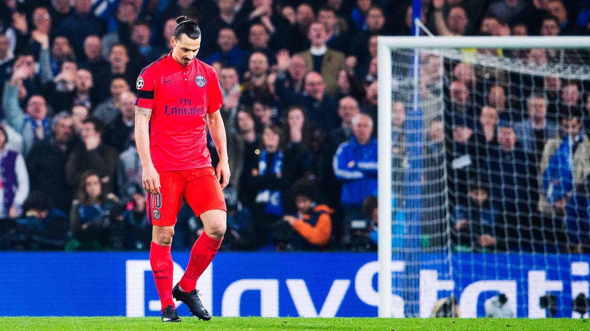 PSG : Quand Laurent Blanc assure la défense de Zlatan Ibrahimovic