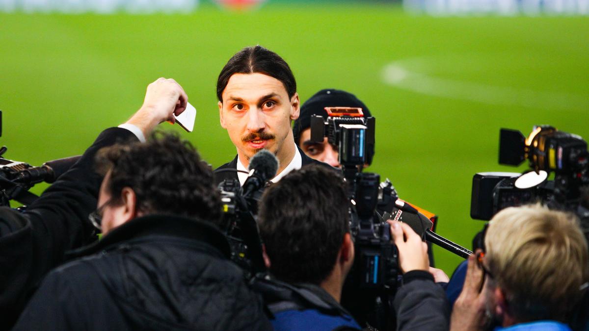 Le nouveau coup de gueule de Zlatan Ibrahimovic sur son expulsion