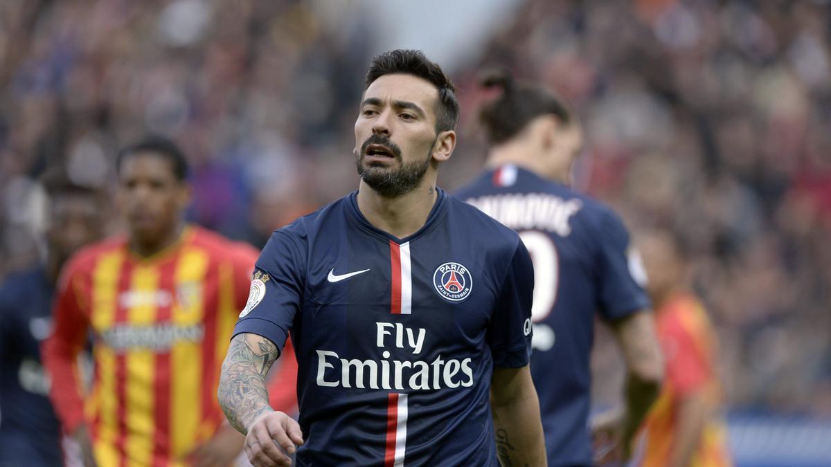 PSG : Ce club qui ne lâcherait plus Ezequiel Lavezzi