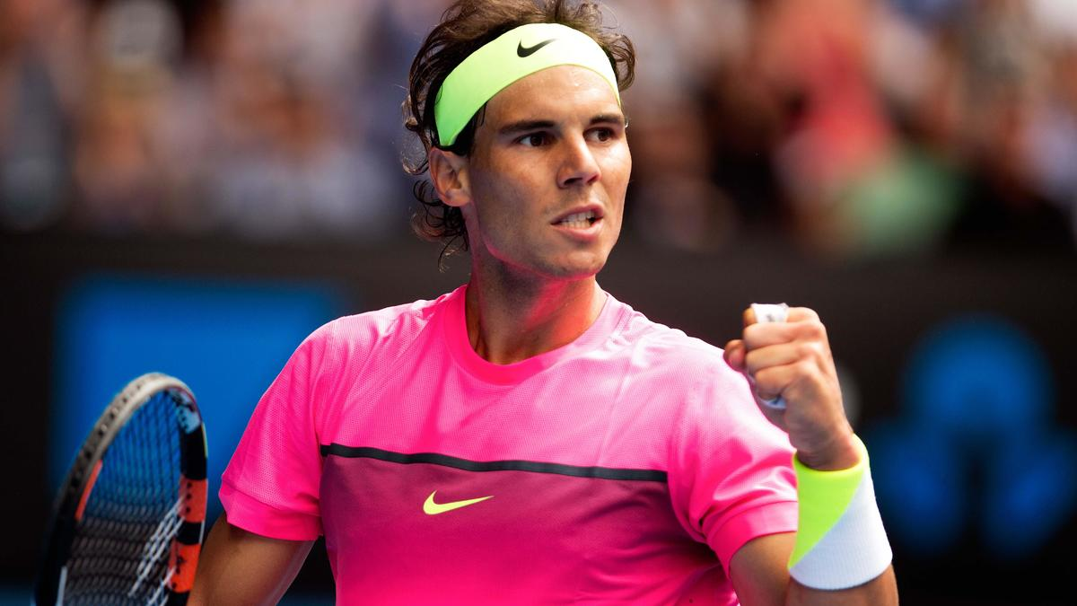 Tennis : La pr�paration choc de Rafael Nadal pour Roland-Garros?