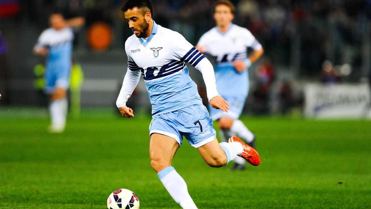 Felipe Anderson, Lazio Rome