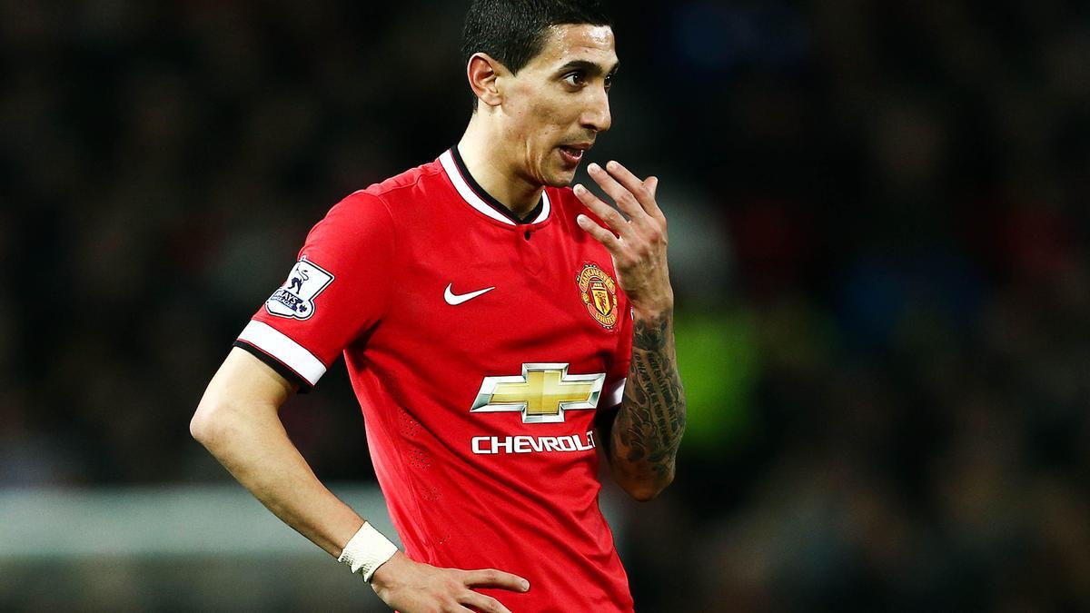 PSG : Cette légende de Manchester United qui se prononce sur l'avenir de Di Maria