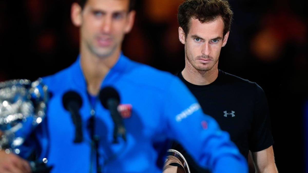 Tennis : La mise au point d'Andy Murray sur de possibles tensions avec Novak Djokovic !