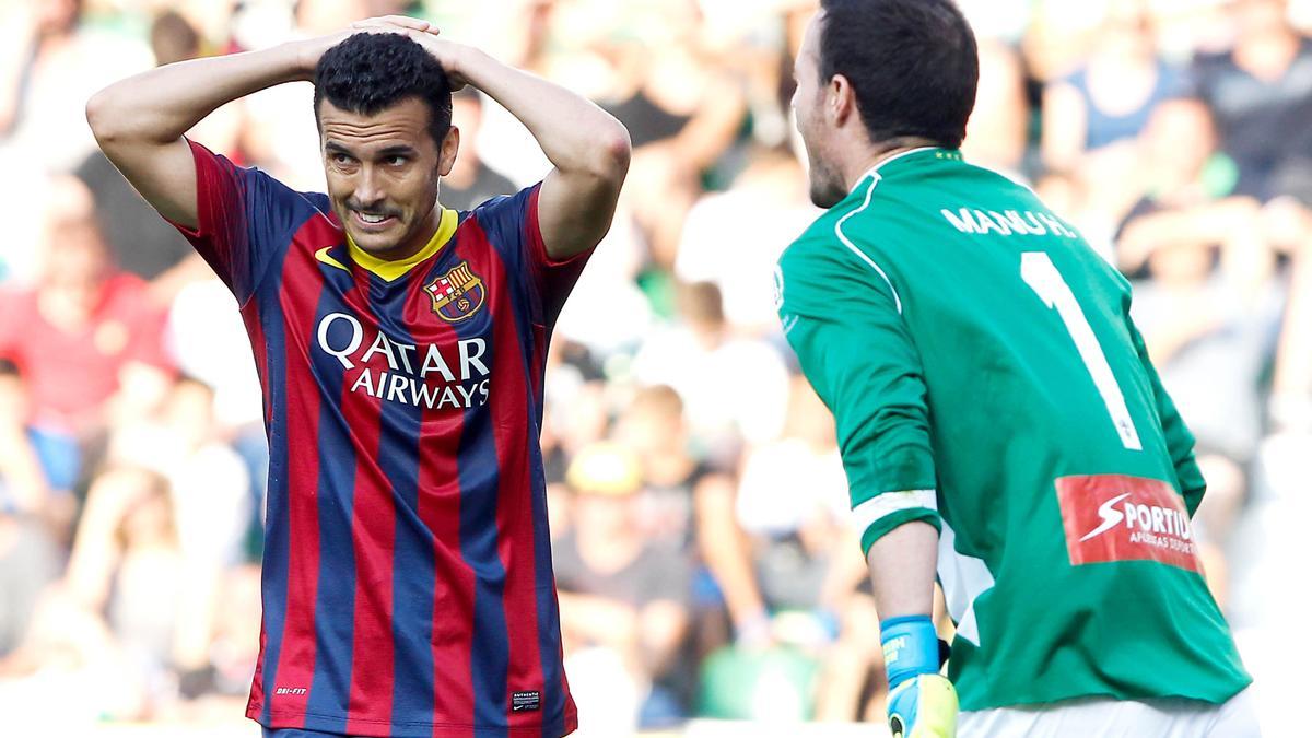 Pedro, FC Barcelone