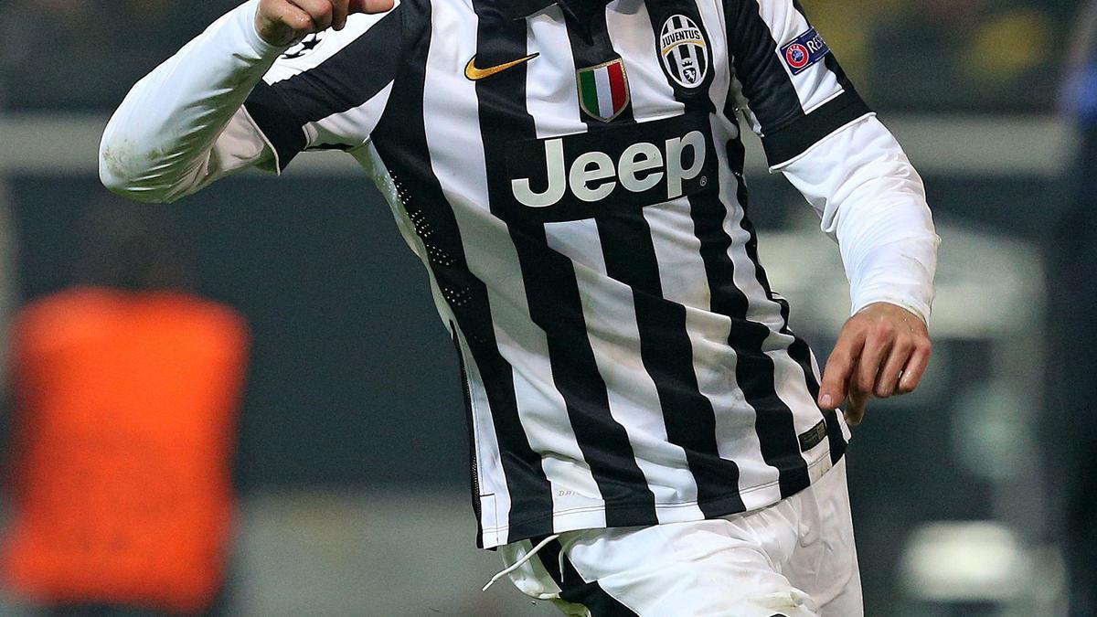 Alvaro Morata, Juventus
