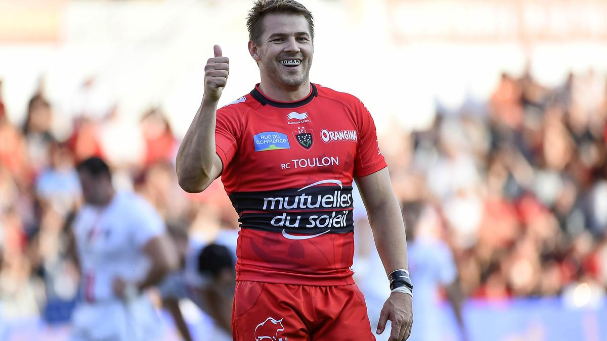 Drew Mitchell, RC Toulon