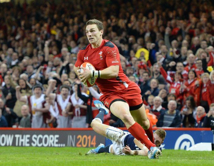 Rugby : L'incroyable KO d'un international gallois après avoir marqué un essai !