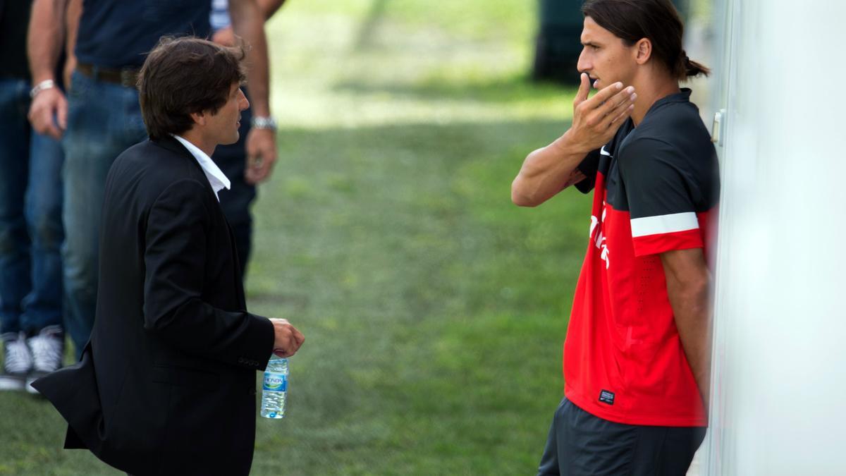 Mercato - PSG : Zlatan Ibrahimovic toujours heureux à Paris ? Leonardo répond !